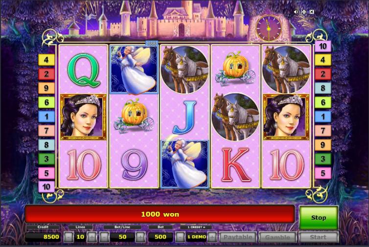 Spiele Cindereela - Video Slots Online