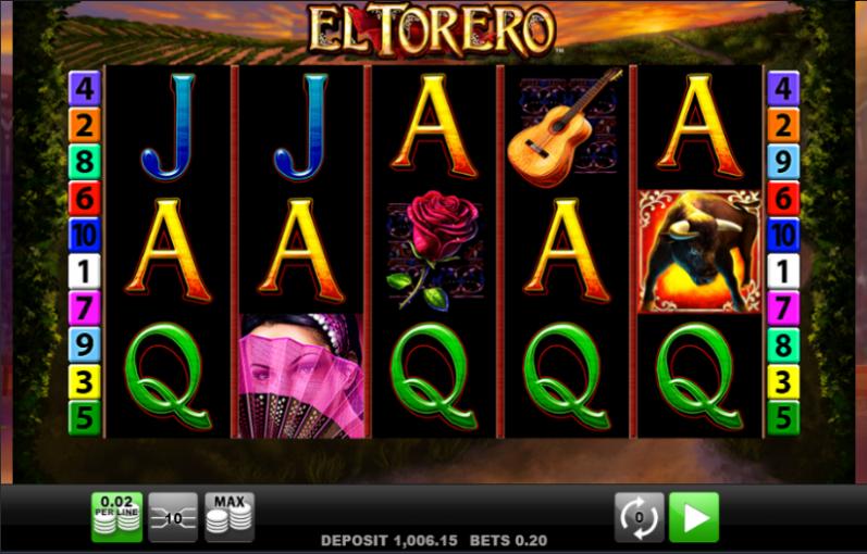 El Torero Online Casino Echtgeld