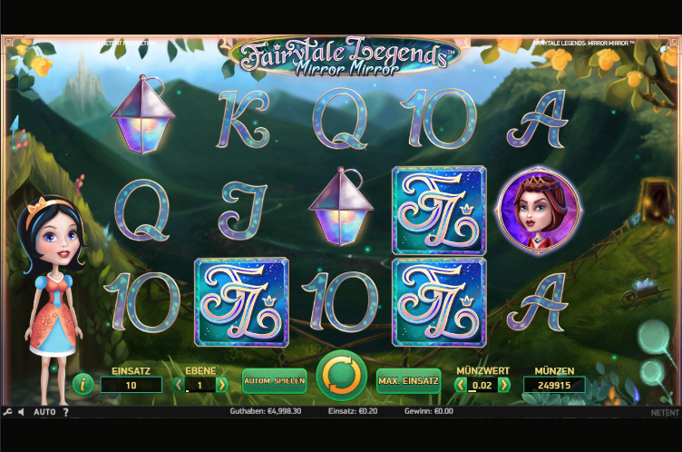 Spiele Legend Of 5 Ninjas - Video Slots Online