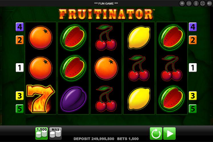 Novoline Fruitinator Kostenlos Spielen