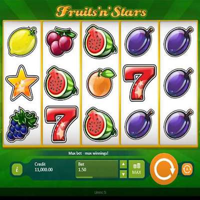 Spiele Royal 7 Fruits - Video Slots Online
