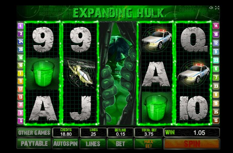 Hulk Spiele Online
