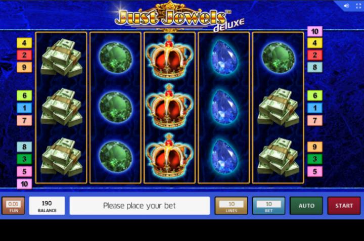 Jewels Deluxe Kostenlos Spielen