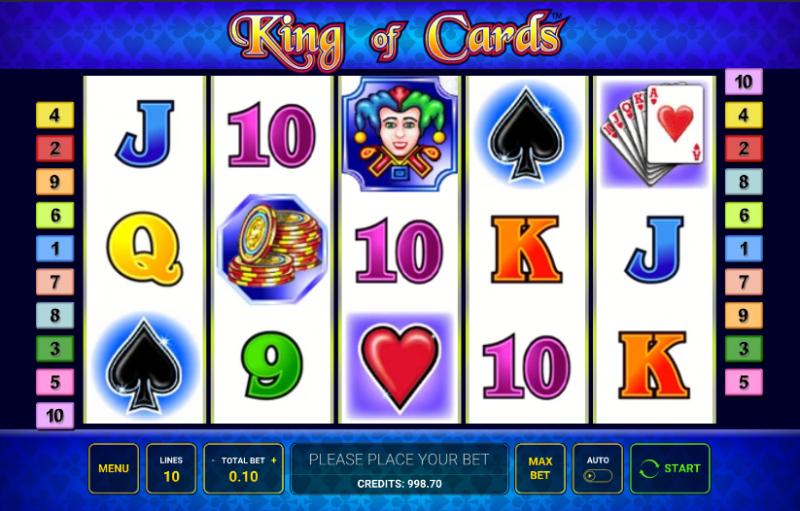 King Of Cards Kostenlos Spielen Ohne Anmeldung