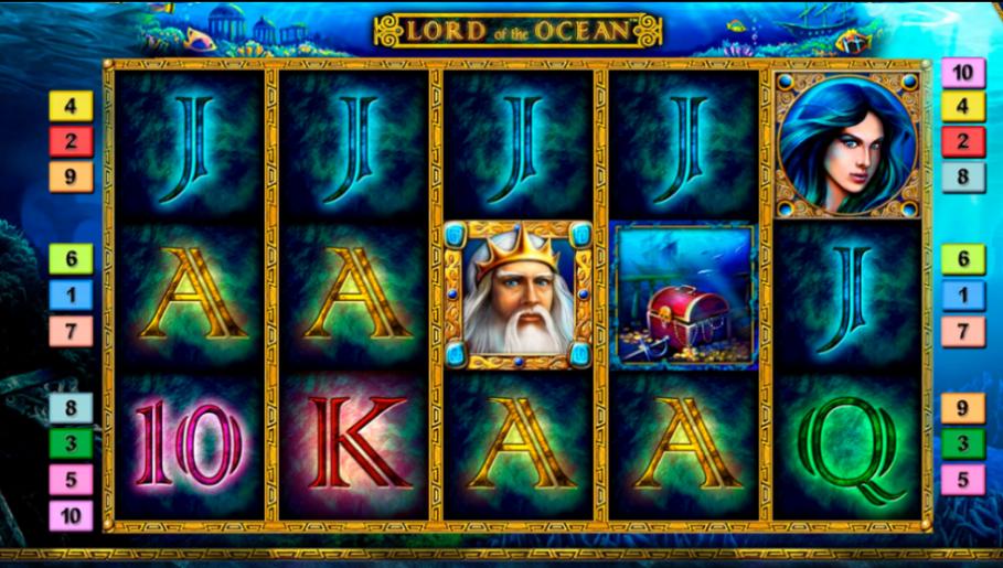 Lord Of The Ocean Kostenlos Spielen Ohne Anmeldung Ohne Einzahlung