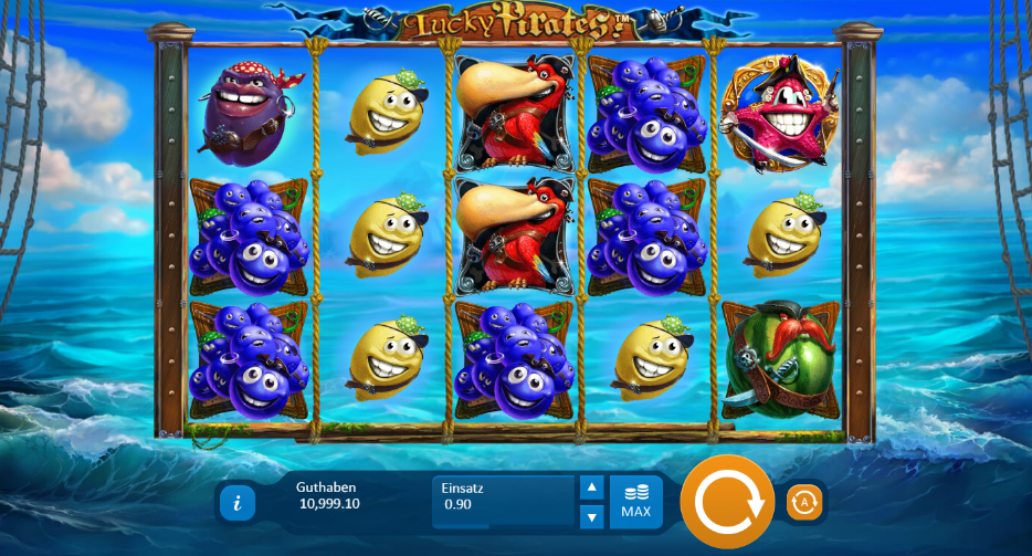 Spiele Pirates Of Graveland - Video Slots Online