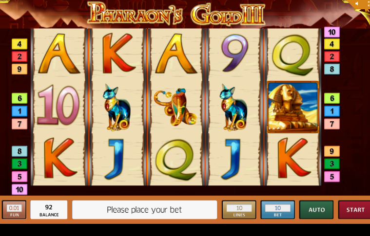 Spiele Legendary Pharaoh - Video Slots Online