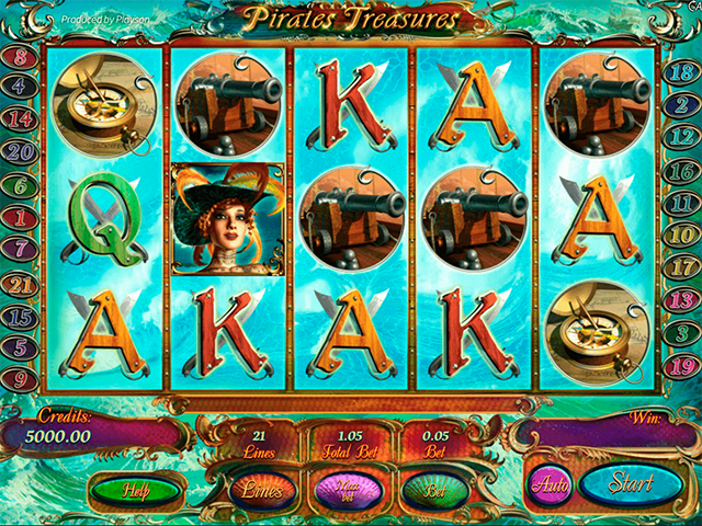 Spiele Tropical Treasure - Video Slots Online