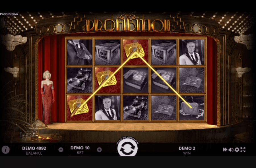 Spiele Prohibition - Video Slots Online