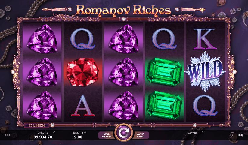 Spiele Romanov Riches - Video Slots Online