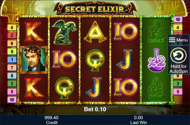 Spiele Secret Of Sphinx - Video Slots Online