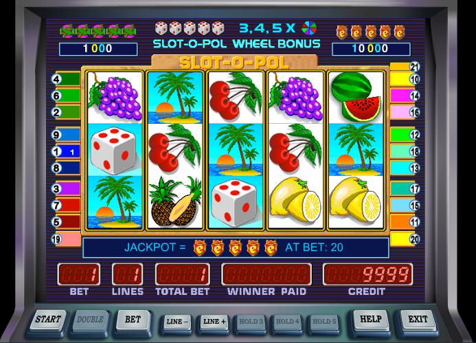 Online Slot O Pol