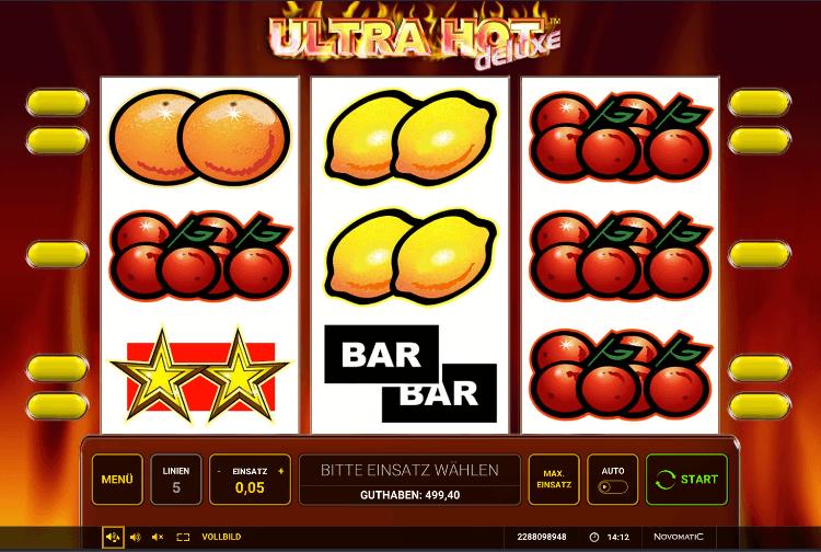 Spiele Ultra Seven - Video Slots Online