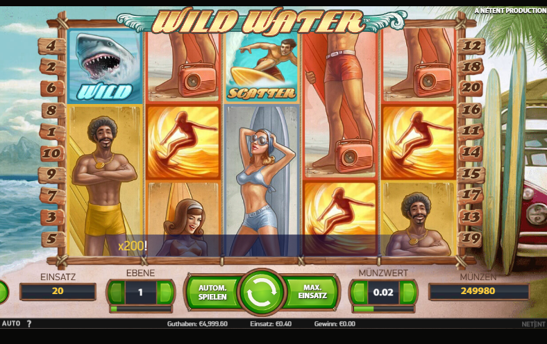 Spiele Wild Space - Video Slots Online