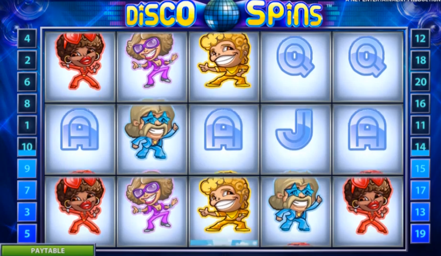 Spiele Disco Spins Slots - Video Slots Online